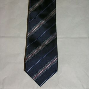 Italio Ferretti Maker of Brioni Silk Striped Tie